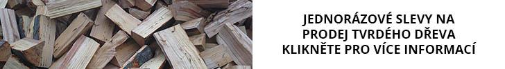 Tvrdé dubové a bukové dřevo - akční nabídka